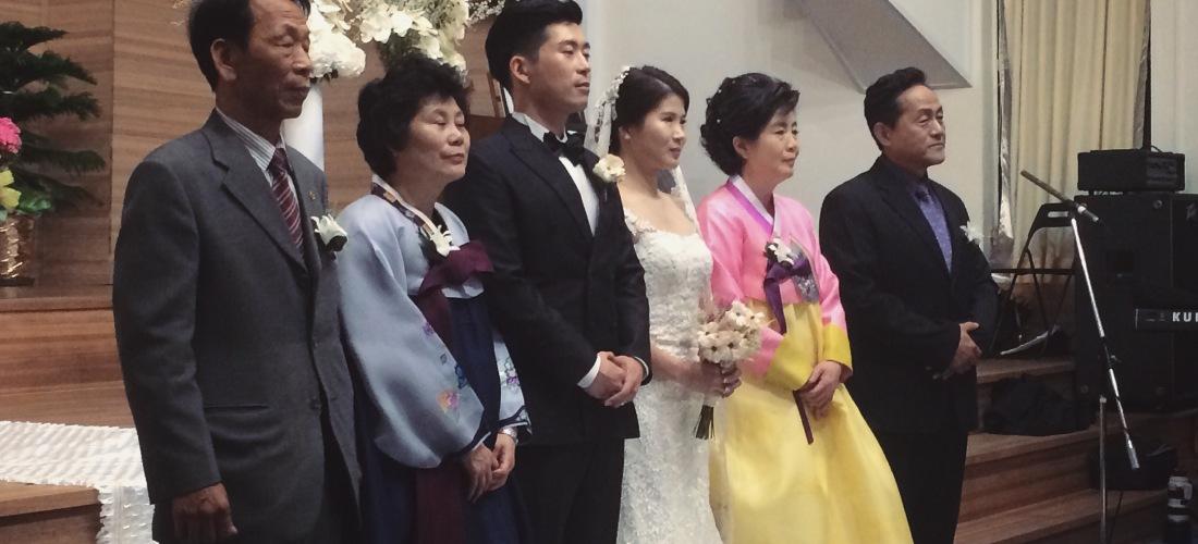 Korea 2016 A Korean Wedding Axel Wally Advancing The Kingdom