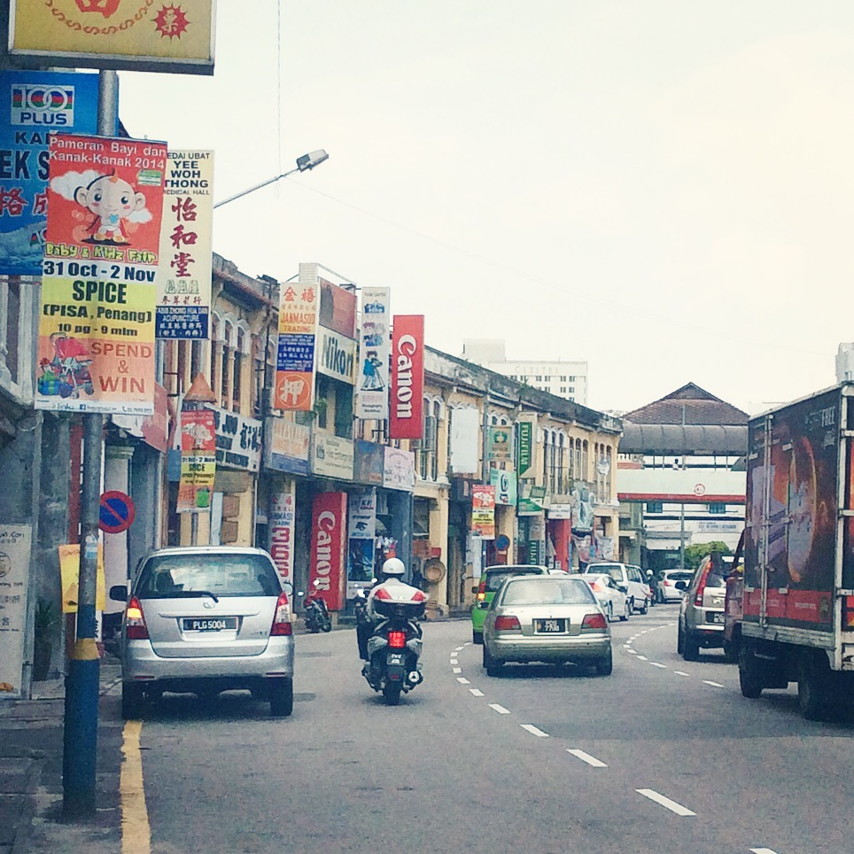 Malaysia 2014 George Town Penang Axel Wally Advancing The