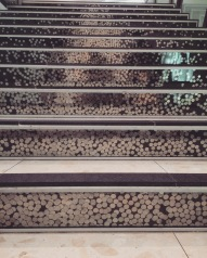 The dollar staircase