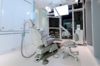 GAOC Cebu dental chair