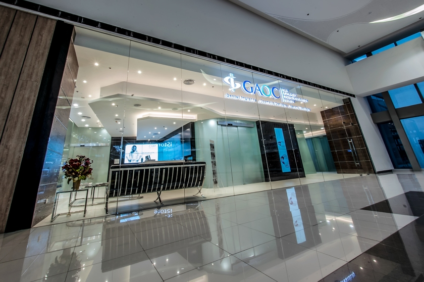 GAOC Cebu Lobby
